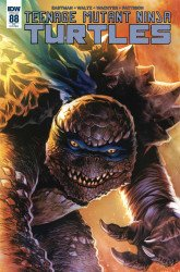 IDW Publishing's Teenage Mutant Ninja Turtles Issue # 88frankies