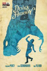 Artists Writers & Artisans's Devil's Highway Issue # 5