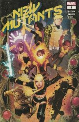Marvel Comics's New Mutants Issue # 1walmart