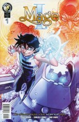 Action Lab Entertainment's I, Mage Issue # 1c