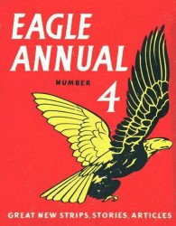 Fleetway (AP/IPC)'s Eagle Hard Cover # 1954