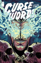 Image Comics's Curse Words Issue # 16