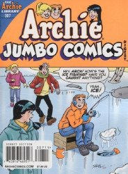 Archie Comics Group's Archie Jumbo Comics Digest Issue # 307