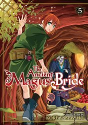 Seven Seas Entertainment's The Ancient Magus Bride Soft Cover # 5
