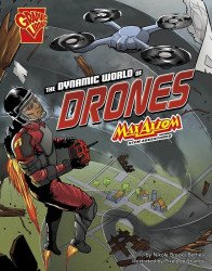 Capstone Press's Graphic Library: Dynamic World of Drones Soft Cover # 1