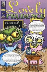 All the Rage Comics Inc.'s Lovely Prudence Issue # 1