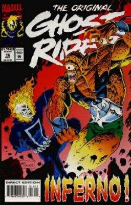 1992-9.2 COMIC GHOST RIDER # 32
