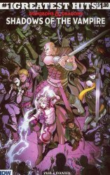 IDW Publishing's Dungeons & Dragons: Shadows of the Vampire Issue # 1greatest hits
