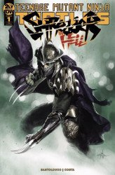 IDW Publishing's Teenage Mutant Ninja Turtles: Shredder in Hell Issue # 1scorpion-b