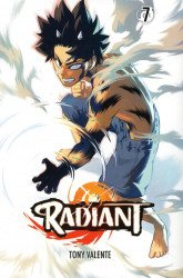 Viz Media's Radiant Soft Cover # 7