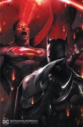 DC Comics's Batman / Superman Issue # 1frankies-b