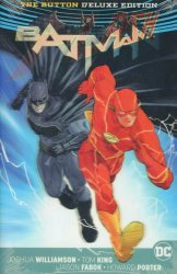 DC Comics's Batman/The Flash: The Button Hard Cover # 1b