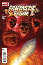 Marvel Comics's Fantastic Four Issue # 605.1
