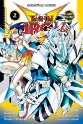 Viz Media's Yu-Gi-Oh!: Arc-V Soft Cover # 2