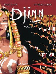 Insight Studios's Djinn Soft Cover # 3