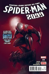 Marvel's Spider-Man 2099 Issue # 10