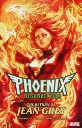 Marvel Comics's Phoenix Resurrection: The Return of Jean Grey TPB # 1b