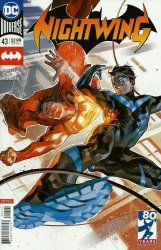 DC Comics's Nightwing Issue # 43b