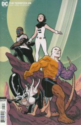 DC Comics's Terrifics Issue # 25b