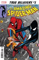 Marvel Comics's True Believers: The Sinister Secret Of Spider-Mans New Costume Issue # 1