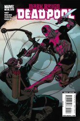 Marvel Comics's Deadpool Issue # 10