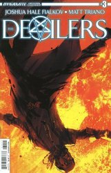 Dynamite Entertainment's The Devilers Issue # 3