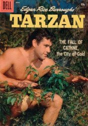 Dell Publishing Co.'s Tarzan Issue # 103b