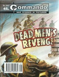 D.C. Thomson & Co.'s Commando: War Stories in Pictures Issue # 2647