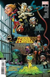 Marvel Comics's Fearless Issue # 1 - 2nd print