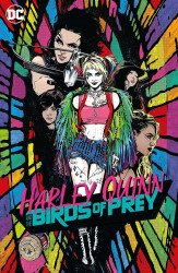 DC Comics's Harley Quinn And The Birds Of Prey  TPB # 1