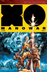 Valiant Entertainment's X-O Manowar Issue # 1comicspro