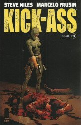 Image Comics's Kick-Ass Issue # 17