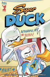 Archie Comics Group's Super Duck Issue # 1b