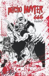 Boneyard Press's Psycho Hunter: 666 Issue preview
