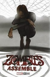 Marvel Comics's Zombies: Assemble Issue # 2b