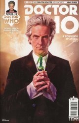 Titan Comics's Doctor Who: 12th Doctor - Year Three Issue # 12b