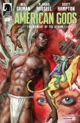 Dark Horse Comics's American God's: The Moment of the Storm Issue # 3