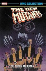 Marvel Comics's The New Mutants: Epic Collection TPB # 2
