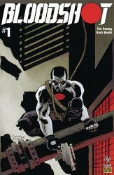 Valiant Entertainment's Bloodshot Issue # 1g