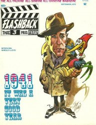 Pentagram Publications's Flashback Issue # 3