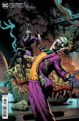 DC Comics's The Joker Issue # 3c