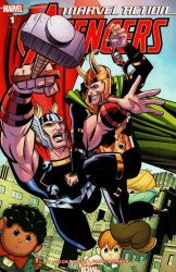IDW Publishing's Marvel Action: Avengers Issue # 1ri