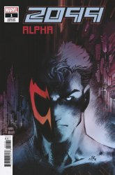 Marvel Comics's 2099 Alpha Issue # 1c
