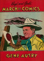 Western Printing Co.'s March of Comics Issue # 78