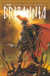 Valiant Entertainment's Britannia Issue # 1f