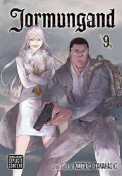 Viz Media's Jormungand Soft Cover # 9