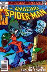 Marvel Comics's The Amazing Spider-Man Issue # 181