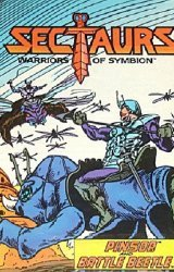 Marvel Comics's Sectaurs: Warriors of the Symbion Issue nn