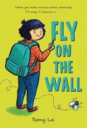 Square Fish's Fly on the Wall TPB # 1