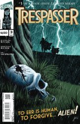 Alterna Comics's Trespasser Issue # 3